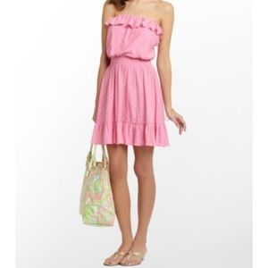Lilly Pulitzer Vinita Strapless Dress